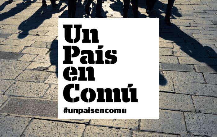 Un Pais En Comu UPEC logo