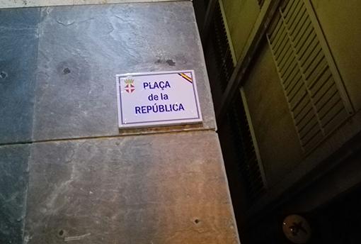 plaça republica