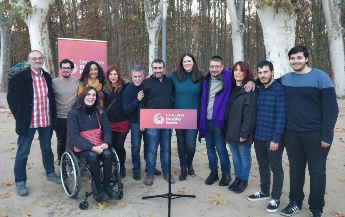 171123 Candidatura Girona